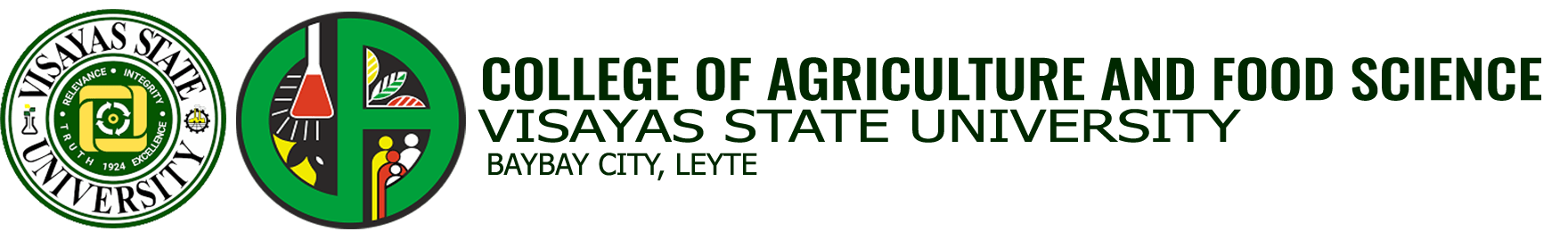 Visayas State University College of Agriculture and Food Science